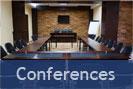 Conferences.
