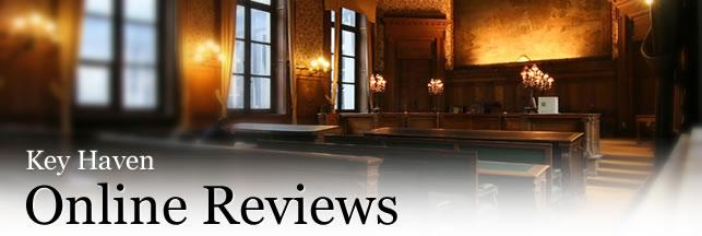 Key Haven Publications Ltd - Reviews